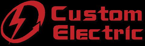Custom Electric Logo
